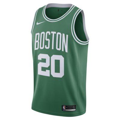 Maillot d'équipe Nike NBA Swingman Gordon Hayward Celtics Icon Edition