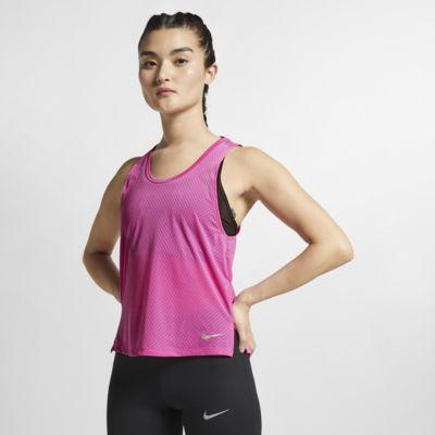 Женская беговая майка Nike Breathe Miler