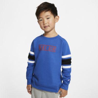 Nike Air 幼童起绒圆领上衣