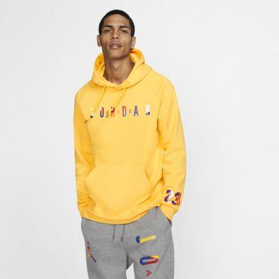 Hoodie pullover de lã cardada Jordan DNA