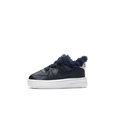 Nike Force 1 VDAY Baby & Toddler Shoe