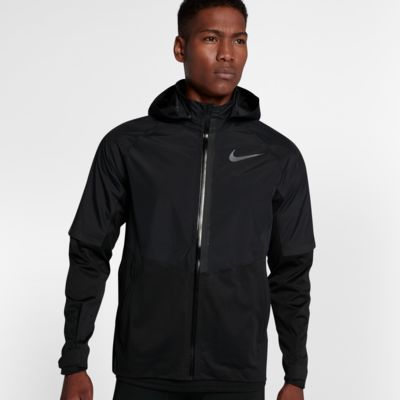 Nike AeroShield løpejakke for herre