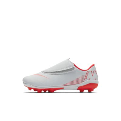 Nike Jr. Mercurial Vapor XII Club Toddler/Younger Kids' Multi-Ground Football Boot