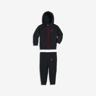 Jordan Sportswear Wings Two-Piece 婴童夹克和长裤套装