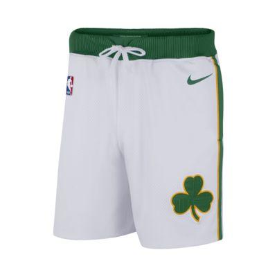Shorts de la NBA para hombre Boston Celtics Nike Courtside