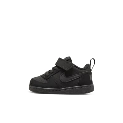 NikeCourt Borough Low Baby & Toddler Shoe