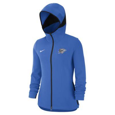 Oklahoma City Thunder Nike Dri-FIT Showtime Women's NBA Hoodie