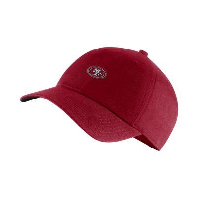 Nike Heritage86 (NFL 49ers) Adjustable Hat