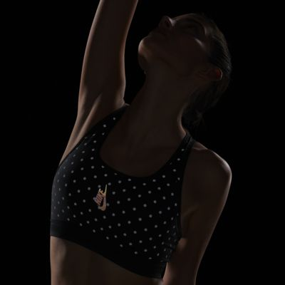 NikeLab Essentials Training All-Over Print 女子运动内衣