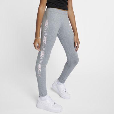 Nike Air leggings til store barn (jente)
