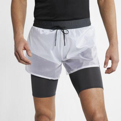 Nike Tech Pack 2-i-1 løpeshorts til herre
