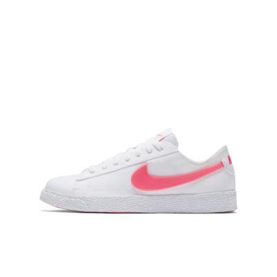 Nike Blazer Low Pop (GS) 大童运动童鞋