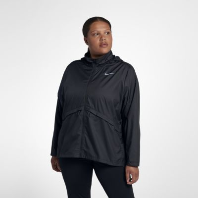 Nike Essential (Plus Size) Women's Running Jacket