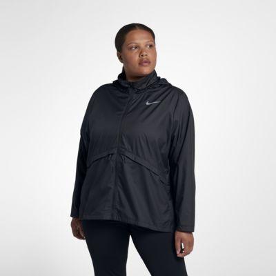 Veste de running sans manches Nike Essential pour Femme (grande taille)