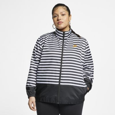 Veste tissée Nike Sportswear pour Femme (grande taille)