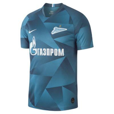 Zenit Saint Petersburg 2019/20 Stadium Home Herren-Fußballtrikot