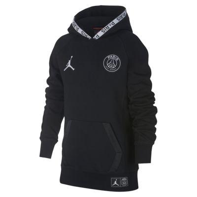 PSG Older Kids' (Boys') Fleece Pullover Hoodie