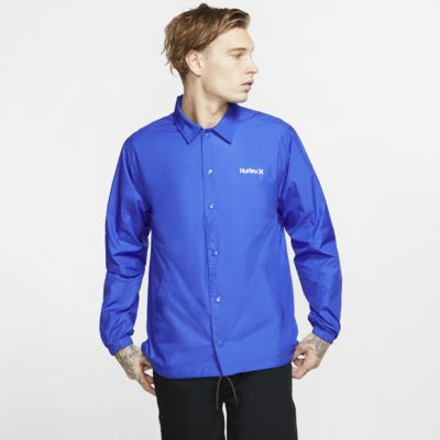 Hurley Siege Coaches Men's Jacket