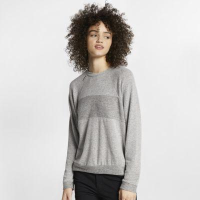 Hurley Chill Dolman Fleece-Rundhalsshirt für Damen