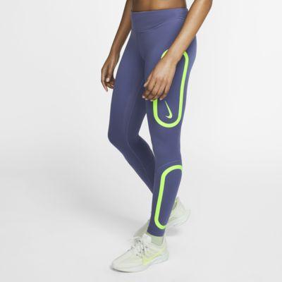 Dámské běžecké legíny s grafikou Nike Epic Lux