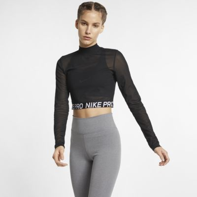 Nike Pro Women's Long-Sleeve Top