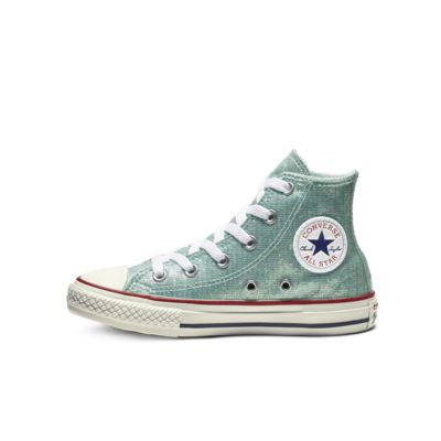 Converse Chuck Taylor All Star Sparkle High Top Big Kids' Shoe