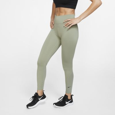 27d8104f3d6a4 Nike One Women's 7/8 Training Tights. Nike One
