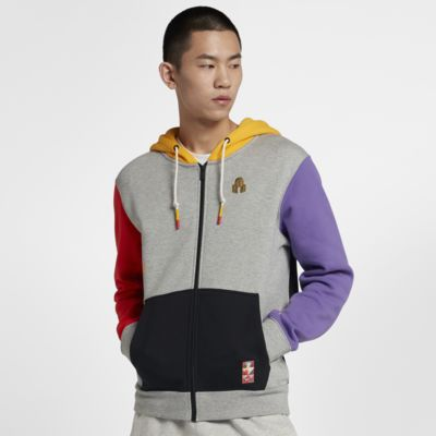 Sweat à capuche de basketball Nike Showtime CNY pour Homme
