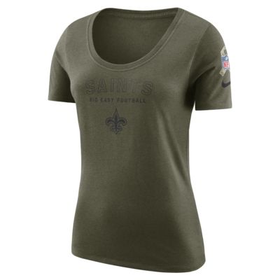 Nike Legend Salute to Service (NFL Saints) Women's T-Shirt