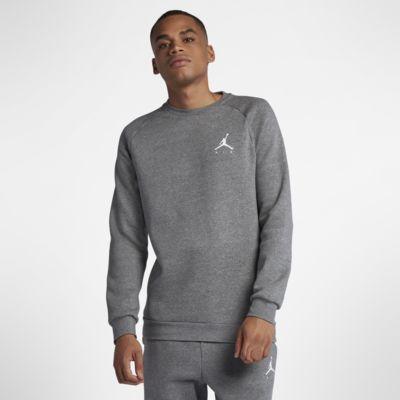 Jordan Jumpman Fleece-Rundhalsshirt für Herren