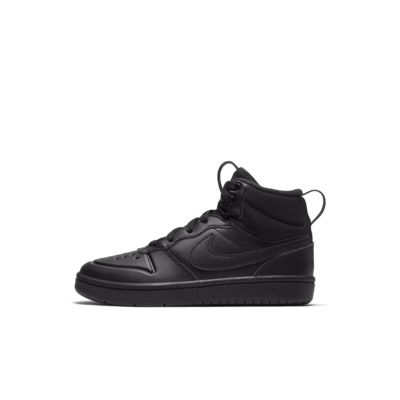 Nike Court Borough Mid 2 Boot (PS) 幼童运动童鞋