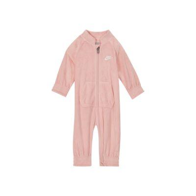 Combinaison entièrement zippée en velours Nike pour Bébé (0-9 mois)