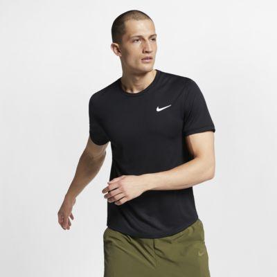 NikeCourt Dri-FIT kortermet tennistrøye til herre