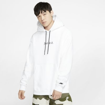 Nike Sportswear JDI Heavyweight Fleece Pullover Hoodie