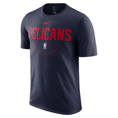 Playera de NBA para hombre New Orleans Pelicans Nike Dri-FIT