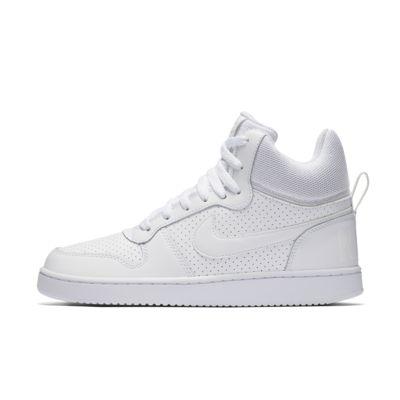 Купить Женские кроссовки Nike Court Borough Mid