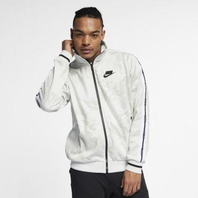 "Nike Sportswear NSW ""Palm Tree"" Men's Foldable Collar Track Jacket"