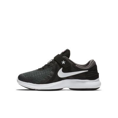 Nike Revolution 4 FlyEase løpesko til store barn