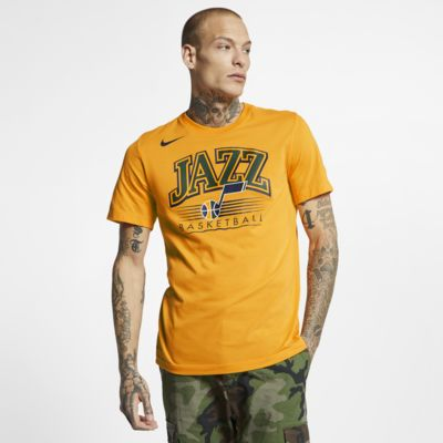 Мужская футболка НБА Utah Jazz Nike Dri-FIT