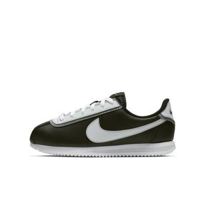 Nike Cortez Basic DBL Big Kids' Shoe