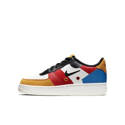 NikeAir Force 1 PRM (GS)大童运动童鞋