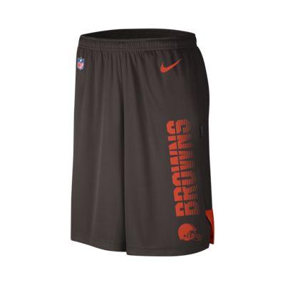 Nike Breathe Player (NFL Browns) Men's Shorts
