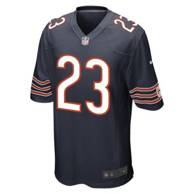 NFL Chicago Bears (Kyle Fuller) Men's Football Home Game Jersey