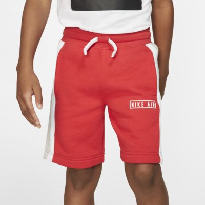 Nike Air Little Kids' Fleece Shorts