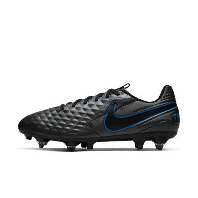 Nike Tiempo Legend 8 Academy SG-PRO Anti-Clog Traction Botas de fútbol para terreno blando
