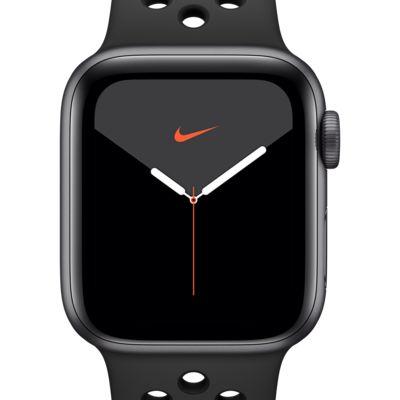 Apple Watch Nike Series 5 (GPS) con correa Nike Sport Reloj con caja de aluminio en gris espacial de 44 mm