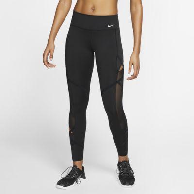 Nike One Icon Clash-tights i 7/8-længde til kvinder