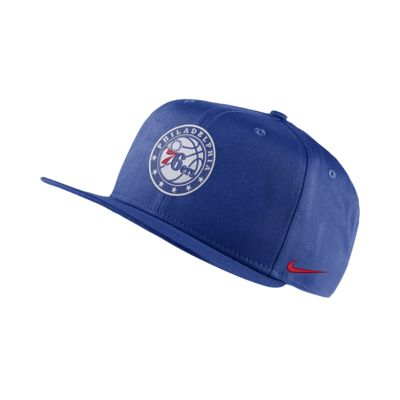 Gorra de la NBA Philadelphia 76ers Nike Pro