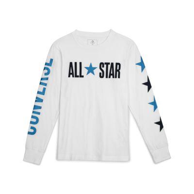Converse All Star  Big Kids (Boys') Long-Sleeve Graphic T-Shirt