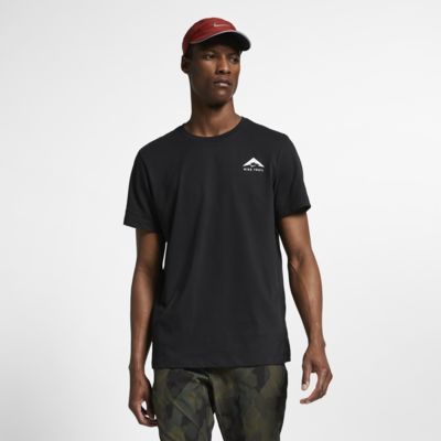 Nike Trail Dri-FIT Hardloopshirt voor heren